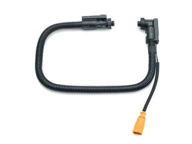 Leitung mit Stecksystem 246 NX elektrisch beheizt