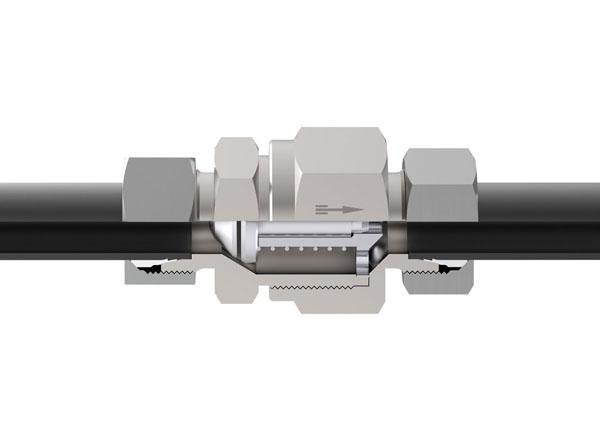 VOSS non-return valves