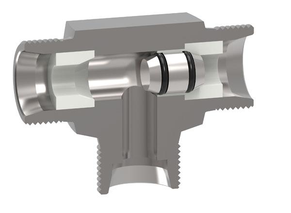 VOSS shuttle valves