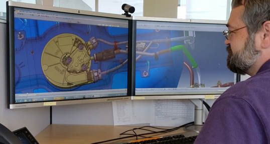 VOSS offers engineering services