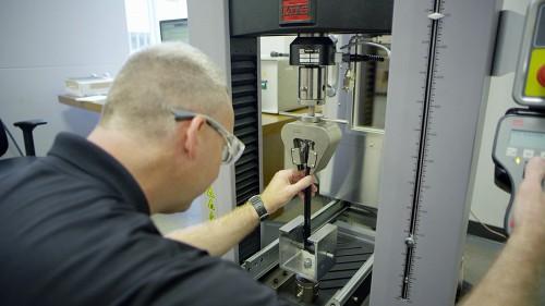 test lab engineering calibration